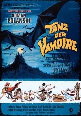 Tanz der Vampire - Poster