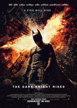 Hauptplakat - The Dark Knight Rises