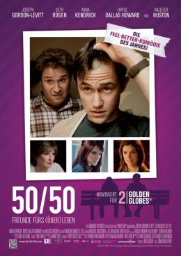 50/50 - Freunde f�rs �ber(leben) - Hauptplakat