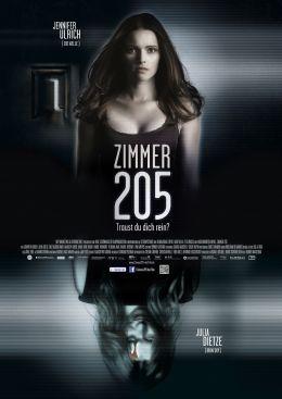 Zimmer 205 - Plakat