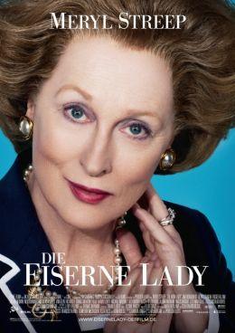 Die Eiserne Lady - Hauptplakat