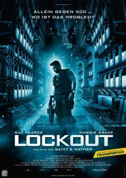 Lockout - Hauptplakat