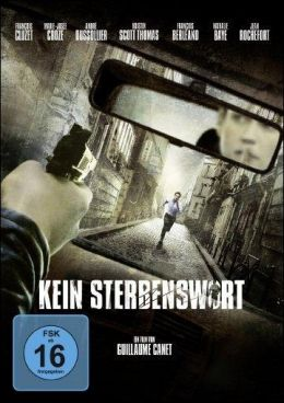 Kein Sterbenswort - DVD-Cover