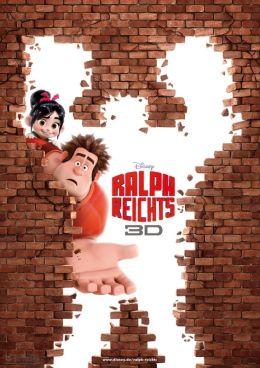Ralph reichts - Teaserposter
