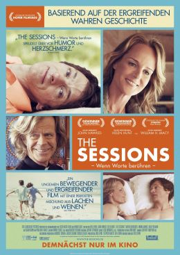 The Sessions - Hauptplakat
