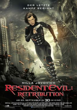 Resident Evil: Retribution - Hauptplakat
