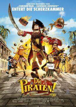 Die Piraten - Ein Haufen merkw�rdiger Typen - Hauptplakat