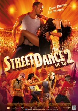 Street Dance 2 - Hauptplakat