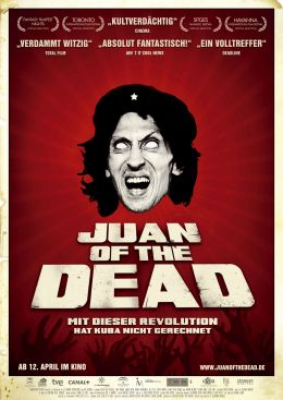 Juan of the Dead - Poster