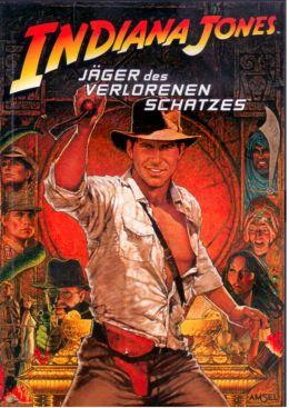 Indiana Jones - J�ger des verlorenen Schatzes
