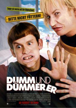Dumm und Dümmerer - Poster