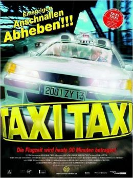 Poster - Taxi Taxi