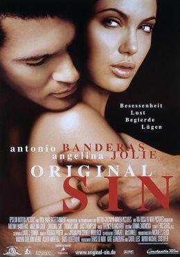 Antonio Banderas und Angelina Jolie in 'Original Sin'