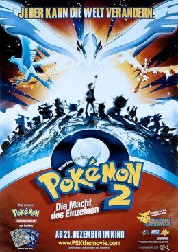 'Pokémon 2: Die Macht des Einzelnen'