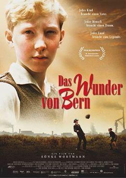 Das Wunder von Bern - Kinoplakat  Senator Film Verleih