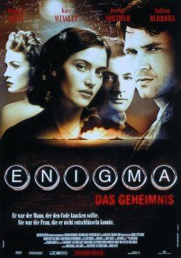 Enigma - Das Geheimnis - Poster