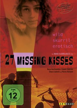 27 Missing Kisses - Hauptplakat