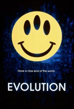 Evolution - Plakat