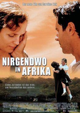 Poster - Nirgendwo in Afrika