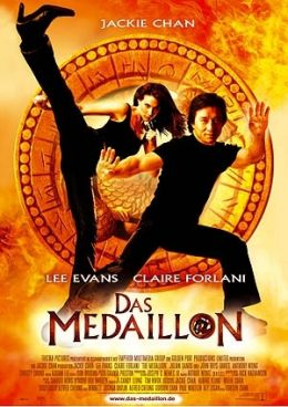Das Medaillon - Filmplakat  Columbia TriStar Film GmbH
