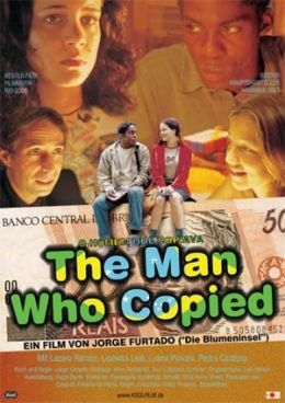 Filmplakat: The Man Who Copied