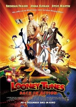 Looney Tunes: Back in Action  Warner Bros.