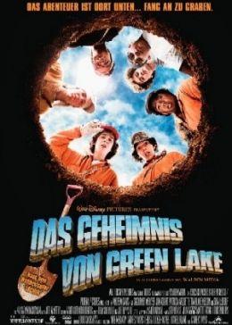 Das Geheimnis von Green Lake - Filmplakat  Buena...tional