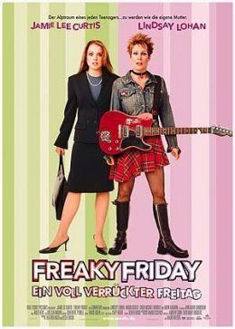 Freaky Friday - Ein voll verrückter Freitag  Buena Vista