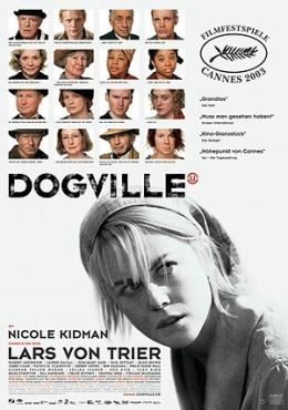 Dogville - Filmplakat  Concorde Filmverleih GmbH