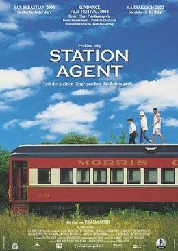 Station Agent  PROKINO Filmverleih GmbH