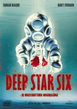 Deep Star Six - Hauptplakat
