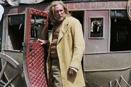 Michael Madsen (Wallace Sebastian Blount)  TOBIS FILM
