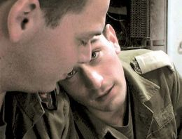 Yossi (Ohad Knoller) und Jagger (Yehuda Levi)...a GmbH