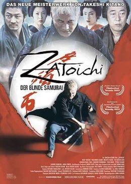 Zatoichi - Der blinde Samurai   Concorde Filmverleih GmbH