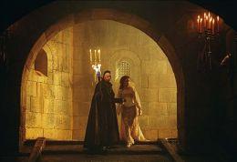 Das Phantom (Gerard Butler) entführt Christine (Emmy...h GmbH
