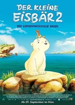 Der kleine Eisbär 2 - Die geheimnisvolle Insel  2005.... Ent.