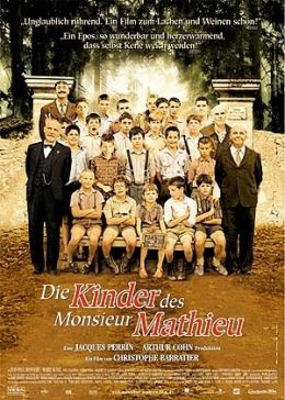 Die Kinder des Monsieur Mathieu  Constantin Film
