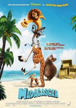 Filmplakat Madagascar  UIP