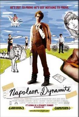 Napoleon Dynamite - Filmplakat   UIP