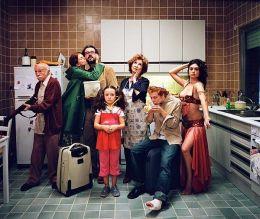 Familientreffen mit Hindernissen. Familie Dalinsky...erleih