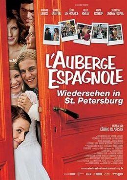 L' auberge espagnole - Wiedersehen in St. Petersburg...S Film