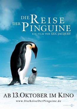 Die Reise der Pinguine  Kinowelt Filmverleih GmbH