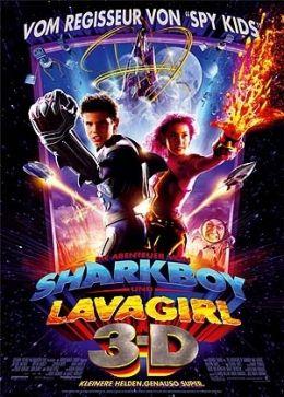 Die Abenteuer von Shark Boy und Lava Girl (3D)  2005...g GmbH