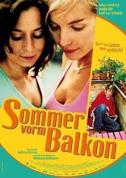 Sommer vorm Balkon  X Verleih AG