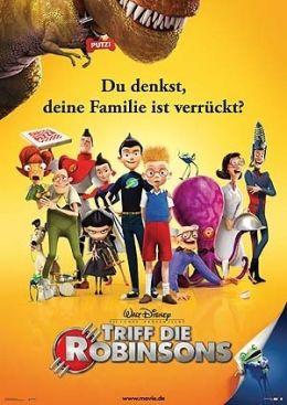 Triff die Robinsons  Buena Vista International Germany