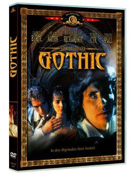 Gothic - DVD-Packshot