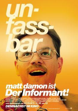 'Der Informant!' - Filmplakat