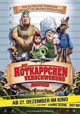 Die Rotkäppchen-Verschwörung  Kinowelt Filmverleih GmbH