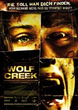 Wolf Creek  Kinowelt Filmverleih GmbH