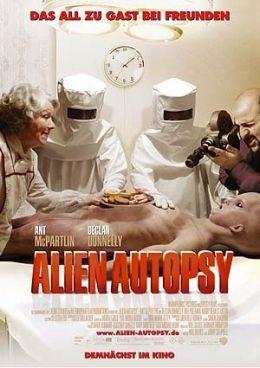 Alien Autopsy  2006 Warner Bros. Ent.